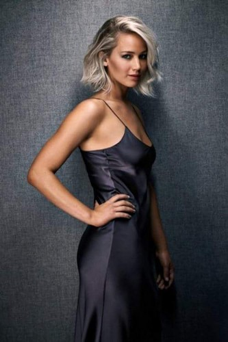 Jennifer Lawrence wallpaper titled Jennifer Lawrence - Entertainment Weekly Photoshoot - December 2015
