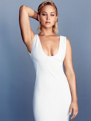Jennifer Lawrence - Glamour Photoshoot - January 2016