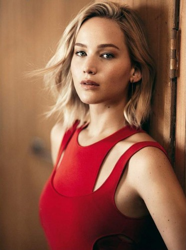 Jennifer Lawrence hình nền with a leotard entitled Jennifer Lawrence - Vogue Photoshoot - December 2015