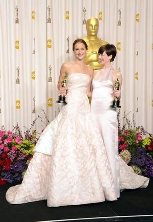 Jennifer with Anna