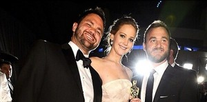 Jennifer with others