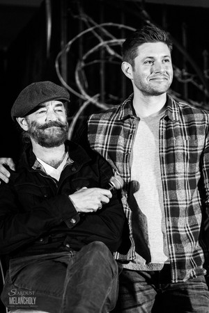 Jensen and Timothy Omundson
