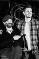 Jensen and Timothy Omundson - jensen-ackles photo