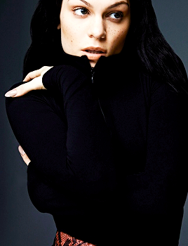 Jessie for Glamour UK