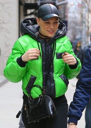 Jessie out in NY