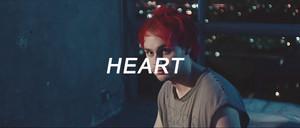 Jet Black cœur, coeur