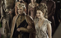 Joffrey and Margaery - game-of-thrones wallpaper