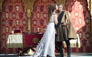 Joffrey and Margaery
