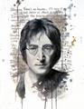 John Lennon - john-lennon fan art