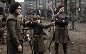 Jon, Bran and Robb