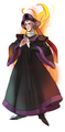 Judge Frollo - childhood-animated-movie-villains fan art