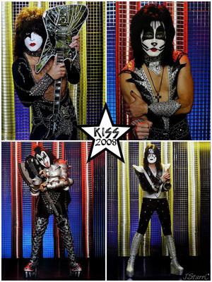 Kiss ~Alive 35 фото session 2008