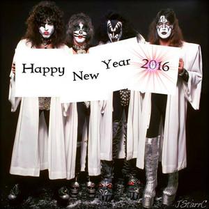 Kiss ~Happy New năm 2016~