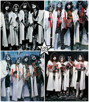 kiss ~Hollywood, California…October 19, 1976 (Creem Magazine)