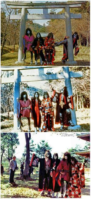 Kiss ~Kyoto, Japan…March 27, 1977