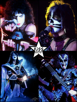 KISS ~Lakeland Florida...June 14, 1979 Dynasty dress rehearsal