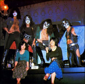 KISS ~NYC July 27,1975