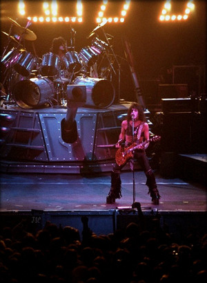 KISS ~Rochester, New York...January 20, 1983 Creatures Of The Night Tour
