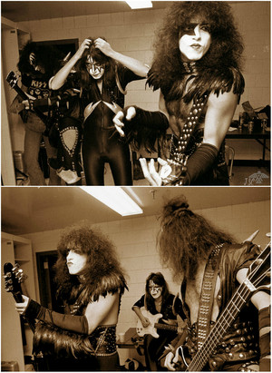 KISS ~Terre Haute, Indiana...November 21,1975