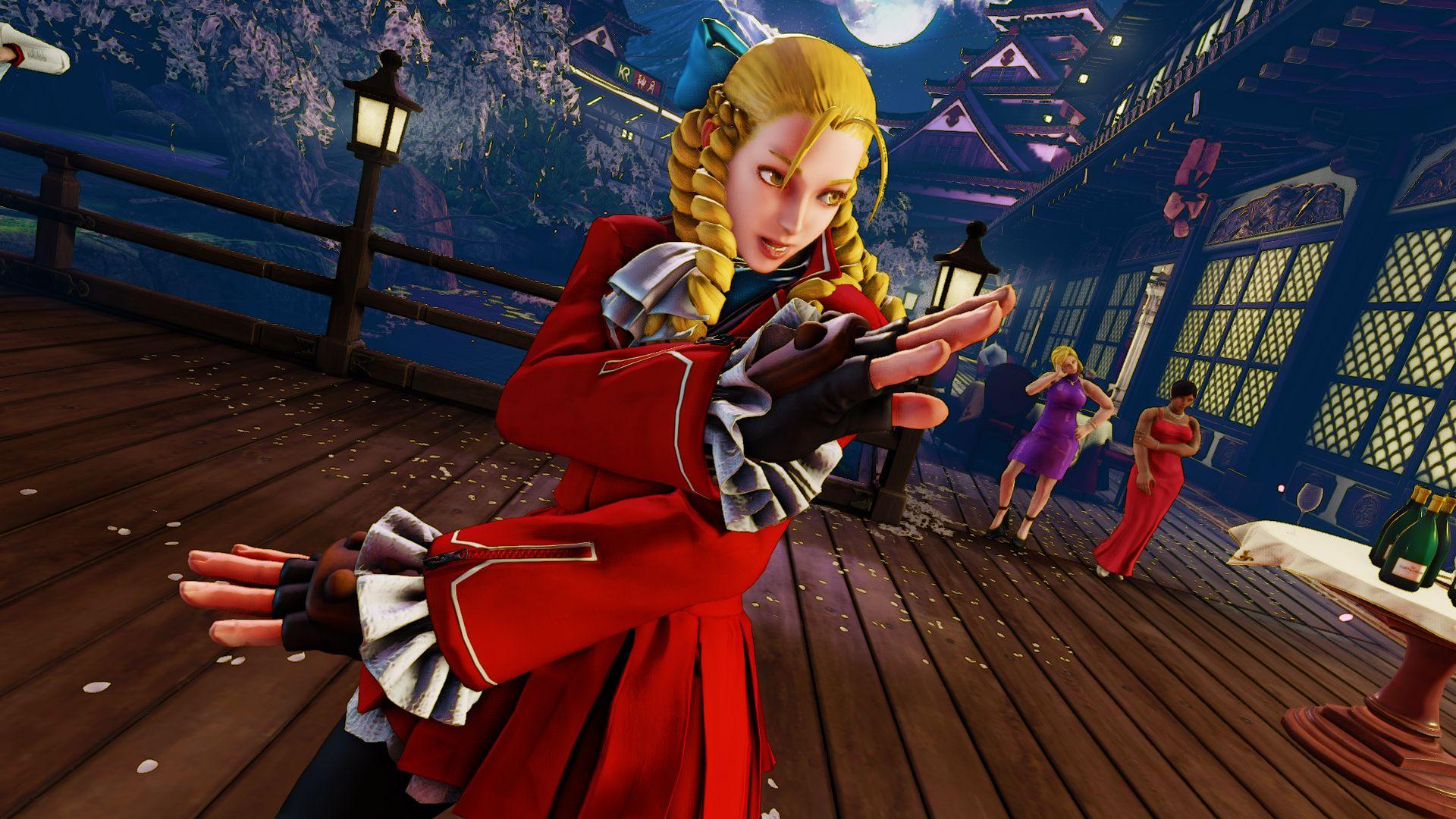 Karin Kanzuki (Street Fighter)