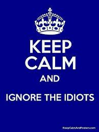 Keep calm B-)