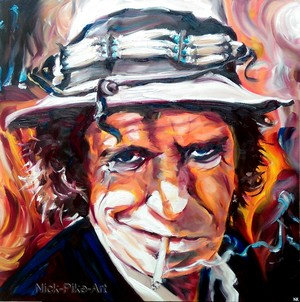Keith Richards NickPike 1 .JPG