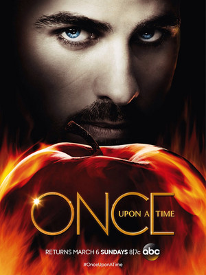 Killian Jones | Official Poster for OUAT 5B