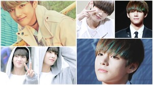 Kim Taehyung (V) Bangtan Boys wallpaper