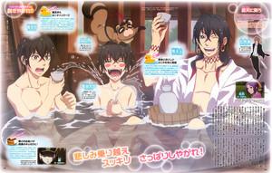 Kumou Soramaru,Chutarou,Tenka (Animedia Magazine)