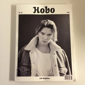 Lea Seydoux - Hobo Magazine Photoshoot - 2015