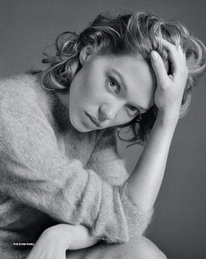 Lea Seydoux - Marie Claire France Photoshoot - 2015