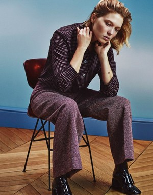 Lea Seydoux - The editar Photoshoot - 2015
