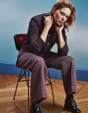 Lea Seydoux - The éditer Photoshoot - 2015