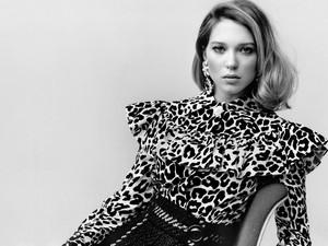 Lea Seydoux - Vanity Fair France Photoshoot - 2015