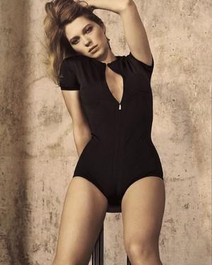 Lea Seydoux - Vanity Fair Italy Photoshoot - 2015