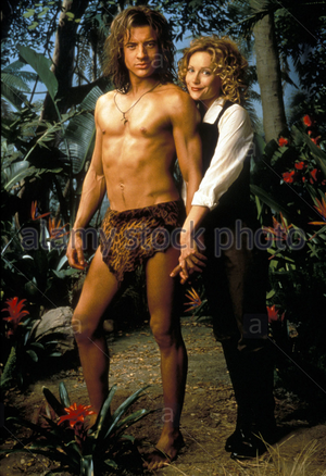 Leslie Mann - George of the Jungle