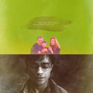 Lily, James and Harry