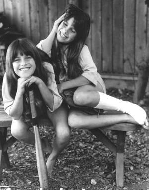 "Lindsay and Sidney ""Carrie"" Greenbush (Circa 1979)"