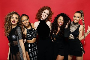 Little Mix and Jess Glynne
