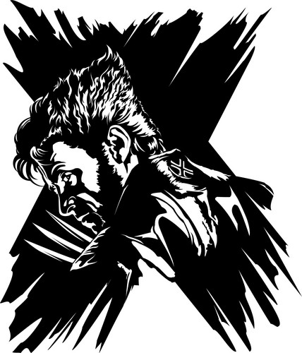 Hugh Jackman as Wolverine wallpaper possibly with animê titled Logan: Who's next?
