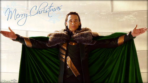 Tom Hiddleston wallpaper possibly with a cloak titled Loki