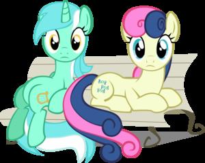 Lyra & caramelo, bonbon