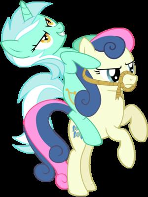 Lyra & Bonbon