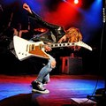 Lzzy Hale from Halestorm - guitar photo