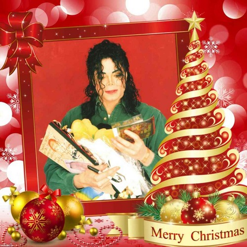 michael jackson wallpaper entitled MERRY CHRISTMAS,MICHAEL!