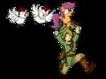 MLP/Zelda - my-little-pony-friendship-is-magic photo