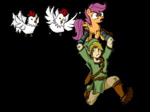 MLP/Zelda