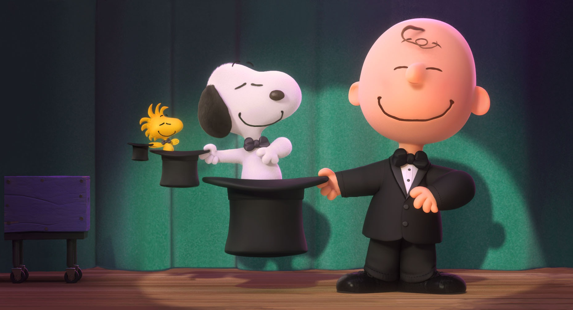 Peanuts Images Magic Act Hd Wallpaper And Background Photos 39169405