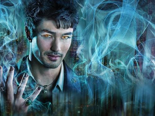 Shadowhunters wallpaper entitled Magnus
