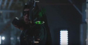 Malcolm as Green 《绿箭侠》